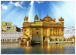 Golden Temple Amritsar City Tour Package