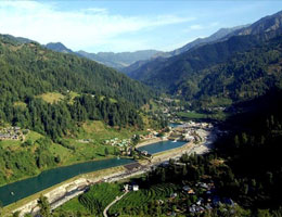 Barot tour and camping package