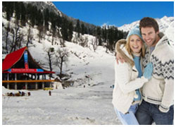Manali Tour from Jaipur-Manali Trip Package from Jaipur