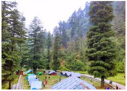 Adventure Camp in Barot Valley
