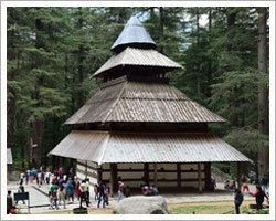 Kullu Manali tourism packages from Delhi-Manali Local sightseeing package