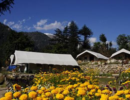 Holidays in Sangla Valley in luxury tents & cottages-Trip to Sangla Valley and Chhitkul Village in Himachal