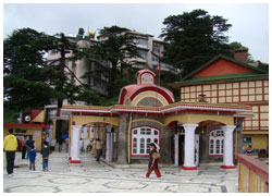 Shimla Manali Taxi Package from Chandigarh