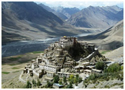 Spiti Valley - Famous Temple in Himachal