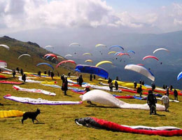 First Paragliding World Cup in India Bir Billing