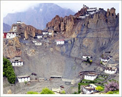Places to Visit in Kaza Travel Guide