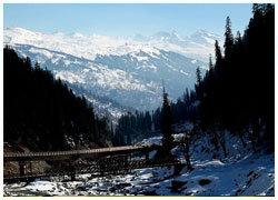 Shimla Manali Tourism Packages‎
