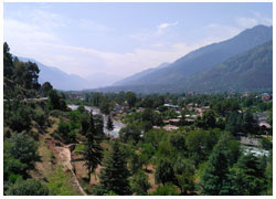 Backpackers places in Himachal
