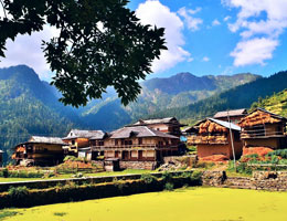 Family Tour Package for Tirthan valley