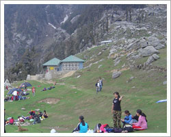 Places to Visit in Triund Mcleodganj Dharamshala