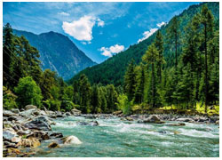 Manali cab package from Delhi